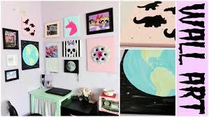 DIY Pastel Goth Tumblr Room Decor