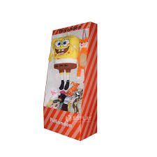 Shop Retail Cardboard Toy Display Stands