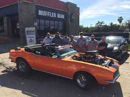 Full Service Car Repair Orlando L Muffler Man South Orlando 32837
