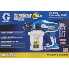 100 Truck Accessory Center Moyock Graco TrueCoat 360 DS Electric Airless Paint Sprayer 17A466