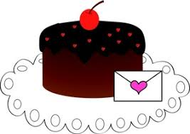 Cupcake Clipart Image Clip Art Image A Chocolate Cupcake Topped With A Cherry And