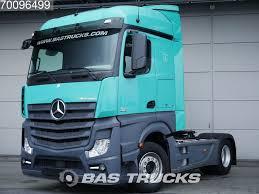 MERCEDES-BENZ Actros 1842 LS 4X2 Retarder Euro 5 Tractor Units For ...
