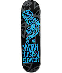 element nyjah sprites 8 125 skateboard deck zumiez