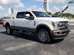 2019 Ford SuperDuty F-250 King Ranch® In Sebring, FL | Tampa Ford ...
