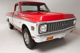 1972 Chevrolet C-10 Cheyenne Pickup - Exotic Classic Car Dealership ... 1972 Chevrolet Chevy Cheyenne Truck Short Bed 385 Fast Burner 385hp Chev Rhd C10 Stepside Pickup Turbo Diesel Ck For Sale Near Hendersonville Tennessee Cadillac Michigan 49601 Mbp Motorcars Super 4x4 12 Ton Blazer Restore A Muscle Car Llc Need To Find One Of These In A Short Wide The Jester 400 10 Series Connors Motorcar Company