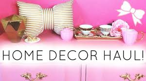 Pink Dresser Knobs Target by Home Decor Haul Homegoods Target Tj Maxx U0026 Marshalls Youtube