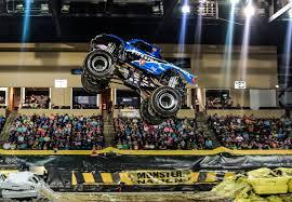 100 Nation Trucks Monster Chaos Crew Tour