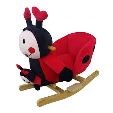 Baby Childrens Kids Plush Ladybird Rocker Chair With Sound Amazoncom Kids Teddy Bear Wooden Rocking Chair Red Delta Children Cars Lightning Mcqueen Mmax 3 In 1 Korakids Red Portable Toddler Rocker For New Personalized Tractor Childrens Pied Piper Toddler Great Little Trading Co Fisher Price Baby Chair Horse Baby On Clearance 23 X 14 22 Rideon Toys Whandle Plush Rideon Deer Gift Little Cute Haired Boy Sits Astride A Rocking Horse Pads Cushions Chairs Carousel Adirondack Starla Child Cotton