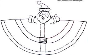 107 Dessins De Coloriage Père Noël à Imprimer