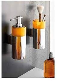 glas wand tecnoglass farbe bernstein badezimmer möbel