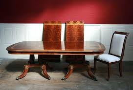 Mahogany Dining Room Set Table Tables For Sale Ebay