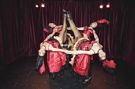 spectacle de cabaret productions plumeria spectacles de danse