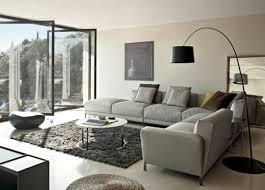 idée de canapé déco salon avec canape gris