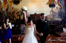 Santa Barbara County Courthouse Mural Room by Mural Room Santa Barbara Courthouse Weddings By Kristin Renee