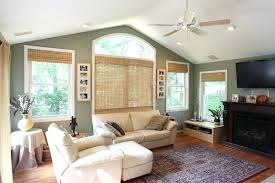 Sunroom Furniture Sofas Ideas With White Upholstery Sofa Floral Patterned Rug Two Rectangle Wooden Table