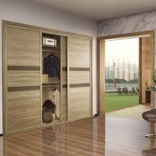 New Design Modern Bedroom Wardrobe Dressing Table Designs YG