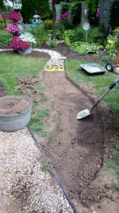 Our Garden Path: Garden Path=Garden Walk Garden Eaging Picture Of Small Backyard Landscaping Decoration Best Elegant Front Path Ideas Uk Spectacular Designs River 25 Flagstone Path Ideas On Pinterest Lkway Define Pathyways Yard Landscape Design Ma Makeover Bbcoms House Design Housedesign Stone Outdoor Fniture Modern Diy On A Budget For How To Illuminate Your With Lighting Hgtv Garden Pea Gravel Decorative Rocks