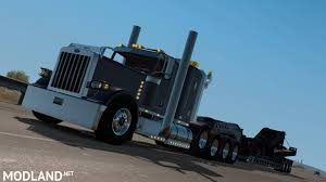 Tri-Drive Heavy Haul For Viper's 389 V1.0 (1.29,1.30) Mod For ... 2005 Peterbilt 357 Heavy Haul Triaxle Tractor Driving The 579 Epiq 1989 379 Ta Truck Any Love For Semi Trucks One Of Our New Heavyhaul Rigs 4 Axle Trucks For Sale 2006 Tri Large Cars The Kent Shull And Flickr Specialized Hauling B Blair Cporation Custom Heavy Haul With Matchin Lowboy Low Boys Peterbilt 389 Cmialucktradercom 1996 378 Daycab Sales Long Beach Los Truckingdepot Take A Closer Look At Model 567