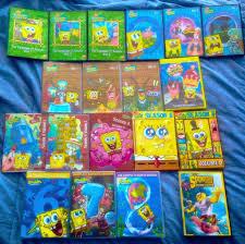 Spongebob Halloween Dvd Episodes by The Cartoon Revue Spongebob Squarepants Seasons 1 3 Review