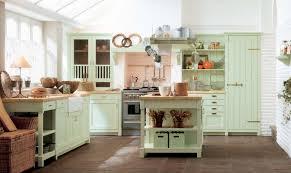 Image Of Vintage Kitchen Decor Paint