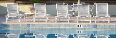 Commercial Pool Furniture Repair