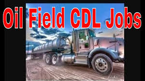 CDL 18 Wheel Trucker Oilfield Jobs Update | Red Viking Trucker - YouTube