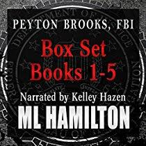 The Peyton Brooks FBI Box Set Volume One