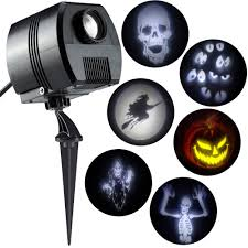 Halloween Yard Stake Lights by Lightshow Halloween Yard Decor Outdoor Halloween Decorations