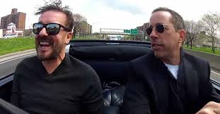 Jerry Seinfeld Comedians In Cars Getting Coffee Ricky Gervais Netflix