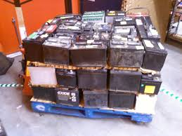 100 Used Truck Batteries FilePallet Of Scrap Leadacid Batteries Left Sidejpg Wikimedia