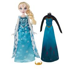 Windswept Disney Frozen Fashion Doll Elsa