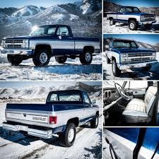 100 Where Are Chevy Trucks Built Squarebody Pickup Beautifully Restored And Built C