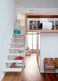comment cr馥r une chambre dans un salon comment créer une mezzanine dans le salon mezzanine small