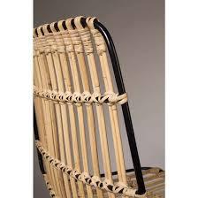 chaise kubu chaise naturelle kubu dutchbone