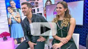 VIDEO Andy Grammer Allison Holker Talk Exit From DANCING WITH THE STARS