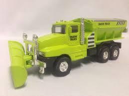Snow Plow Salt Truck 6