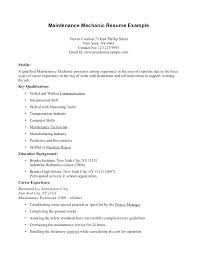 Resume Example No Work Experience Examples Of With
