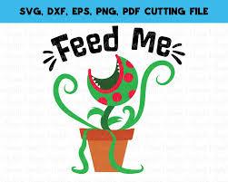 100 Little Shop Of Horrors Mini Trucks Feed Me Svg File Shop Of Horrors Svg Plant Svg DXF Eps Etsy