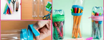 Awesome Making Crafts With Plastic Bottles Step By