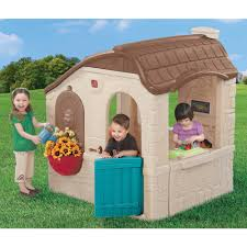 Step2 Playhouses Slides U0026 Climbers by Step2 Lookout Treehouse Climber Playset With 33