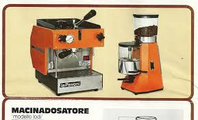 The Lodi Model Was Produced In 80s And Offered As Specific Grinder Of Lever Espresso Machine Eurobar
