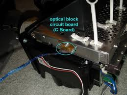 Kds R60xbr1 Lamp Replacement Instructions by Optical Block Removal Rebuilding Sony Lcd Rear Projection Tv
