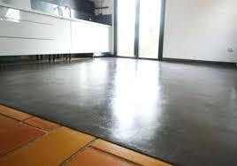 bureau beton ciré bureau beton cire pose beton cire u grenoble u bureau incroyable