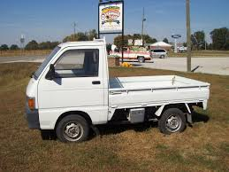 Daihatsu HiJet Pickup Truck(4) | A Nice Looking Daihatsu Pic… | Flickr File1985 Daihatsu Delta 2door Truck 20100923jpg Wikimedia 1993 V58 Dual Cab Engine On Special 2200 Hijet Truck Jumbo Active Motor1com Photos Coconut Icecream Shop On Mira Mini Editorial Stock 2014 3d Model Hum3d Hi Jet Catering Jiffy In Birmingham West Midlands Buyimport Daihatsu Hijet Truck 2017 To Kenya From Japan Auction 1991 Used Rt Hand Dr Only 11000 Km 4 Sp Manual At For Sale Port Royal Pa Twin Ridge Lawn With Hq Interior Hijet Pickup Truck4 A Nice Looking Pic Flickr File1980 200715jpg Commons