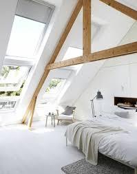 chambres sous combles 1001 idées déco de chambre sous pente cocoon