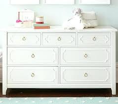 Ava Regency Extra Wide Dresser Pottery Barn Kids White Furniture
