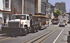 100 Tow Truck San Francisco Railfan44s Railroad Photo Essays The Stories Behind The