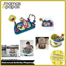 Mamas Papas Baby Play Tray Toy Activity For High Chair
