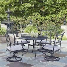 Cast Aluminum Outdoor Sets by Cast Aluminum Patio Dining Furniture Patio Furniture The