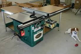 Sawstop Cabinet Saw Outfeed Table by Which Table Saw To Buy Woodworking Talk Woodworkers Forum